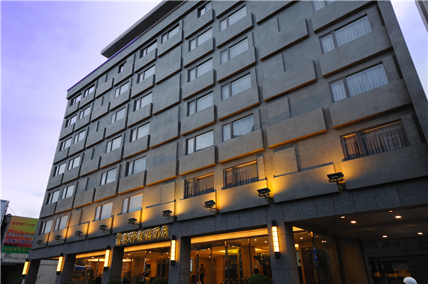 花蓮 富野渡假酒店_酒店外觀_酒店外觀