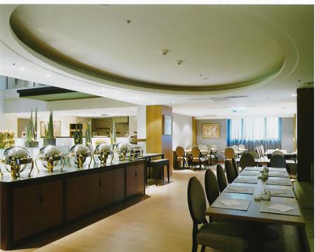 台北 馥敦飯店【復南館】_餐廳_餐廳