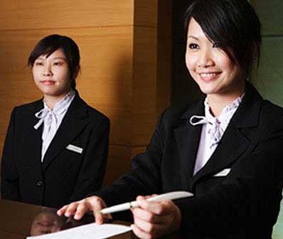 台北 馥敦飯店【復南館】_接待處_接待處