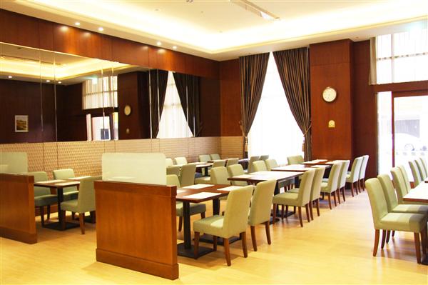 台南 富信大飯店_餐廳_餐廳