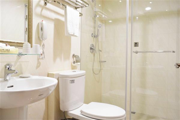 台南 富華大飯店_客房_普通客房-浴室