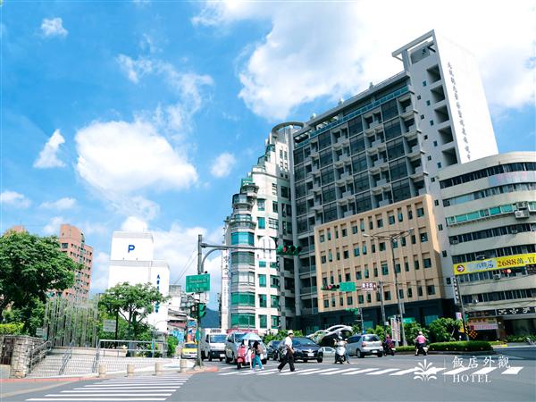 台北北投 老爺酒店_酒店外觀_酒店外觀