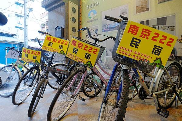 南京222民宿_環境_環境