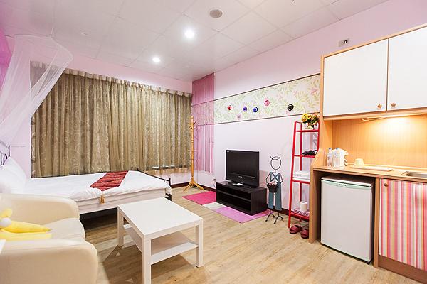 85幸福公寓_客房_客房