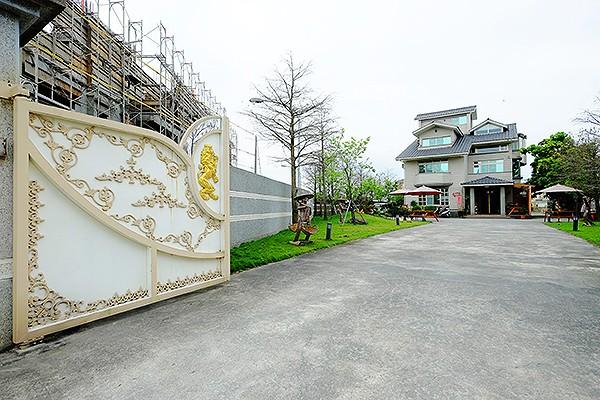 松滿緣渡假民宿_環境_環境