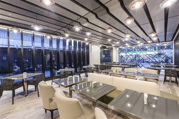 台中雲端商務旅館_餐廳_餐廳