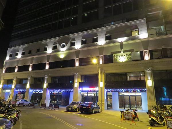 台南富朗飯店_酒店外觀_酒店外觀