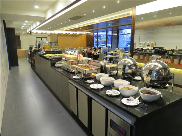 台南富朗飯店_餐廳_餐廳