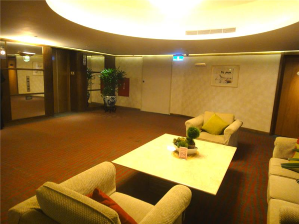 台北 豪景大酒店_酒店內部_酒店內部