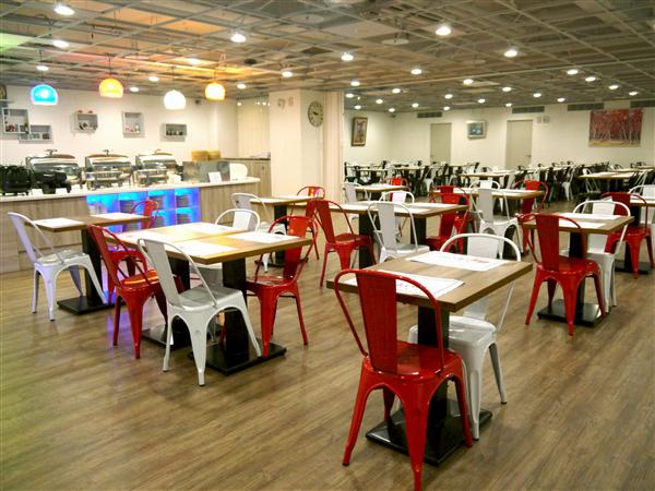 台北 禾順商旅_餐廳_餐廳