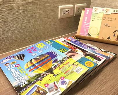 台東 旅人驛站【中正藏書館】_客房_客房