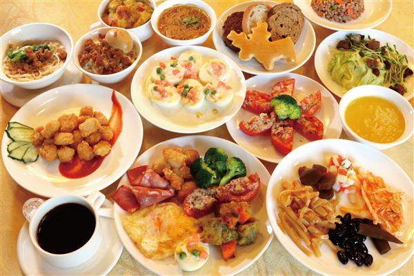 彰化 統一渡假村【鹿港文創會館】_自助餐_自助早餐