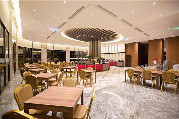 台東 凱旋星光酒店_餐廳_餐廳