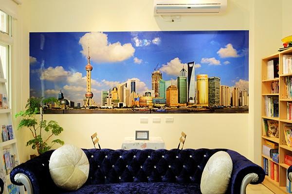 上海時光民宿_環境_環境