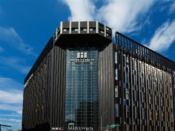 台北 德立莊酒店【西門館】_酒店外觀_酒店外觀