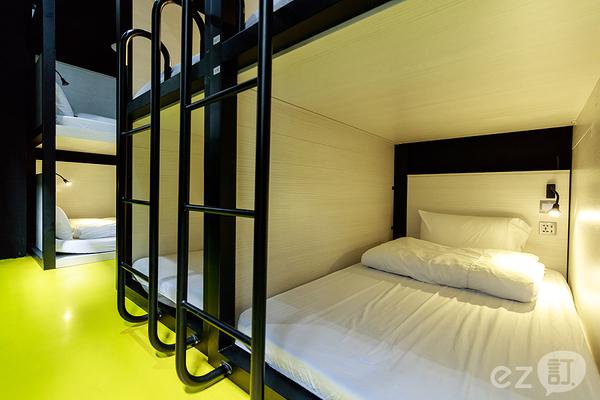 這裡那裡青年旅店-西門店_環境_環境