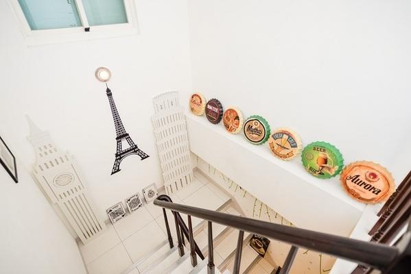 羅東巴黎鐵塔民宿_客房_客房