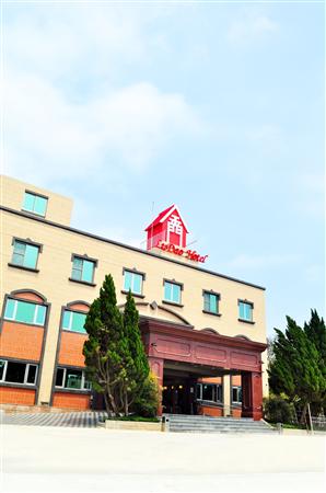 金門 陸島酒店_入口_入口