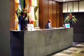 Home Hotel Da-An_接待處_接待處