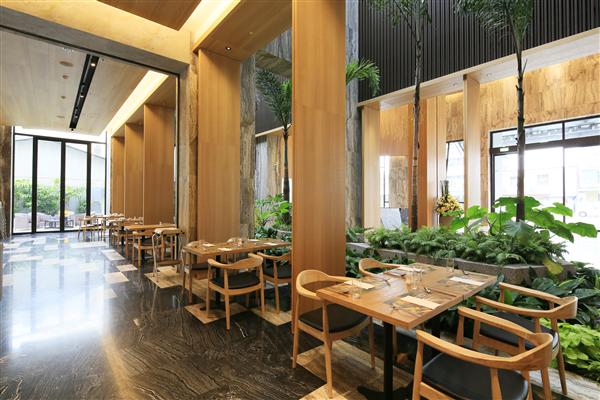 嘉義 南院旅墅_餐廳_餐廳