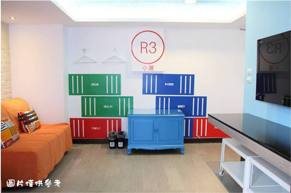 高雄 R8環保商旅_客房_R3小港
