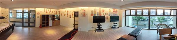 台東 V-HOTEL 假期商旅_遊樂場_遊戲室