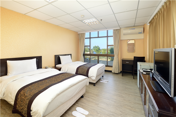 金門 金沙湖畔渡假會館_客房_標準雙人房