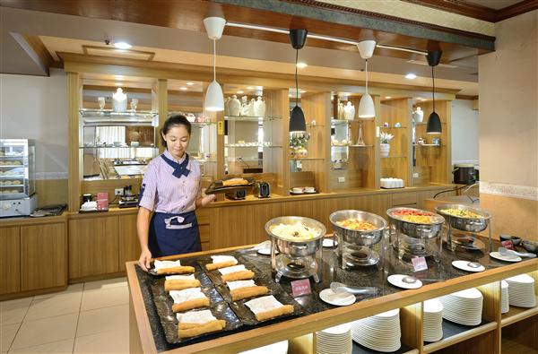 金門 金沙湖畔渡假會館_餐廳_餐廳