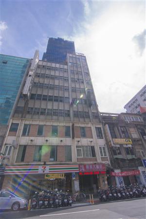 台北 瑞桑德旅店 北車館 (氧氣旅店)_酒店外觀_酒店外觀