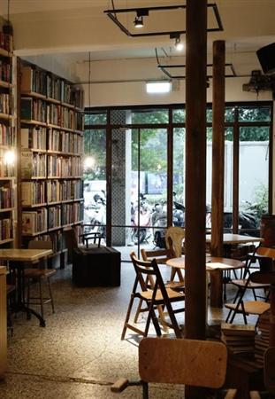 艸祭Book inn_酒店內部_閱讀區