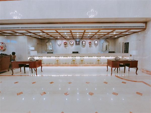 海灣藝術酒店_大廳_大廳