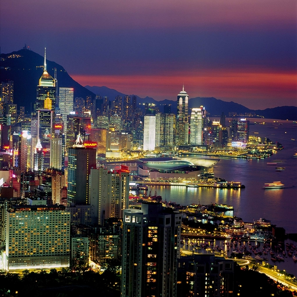 $4299起(含稅)~【香港航空】香港機票3日
