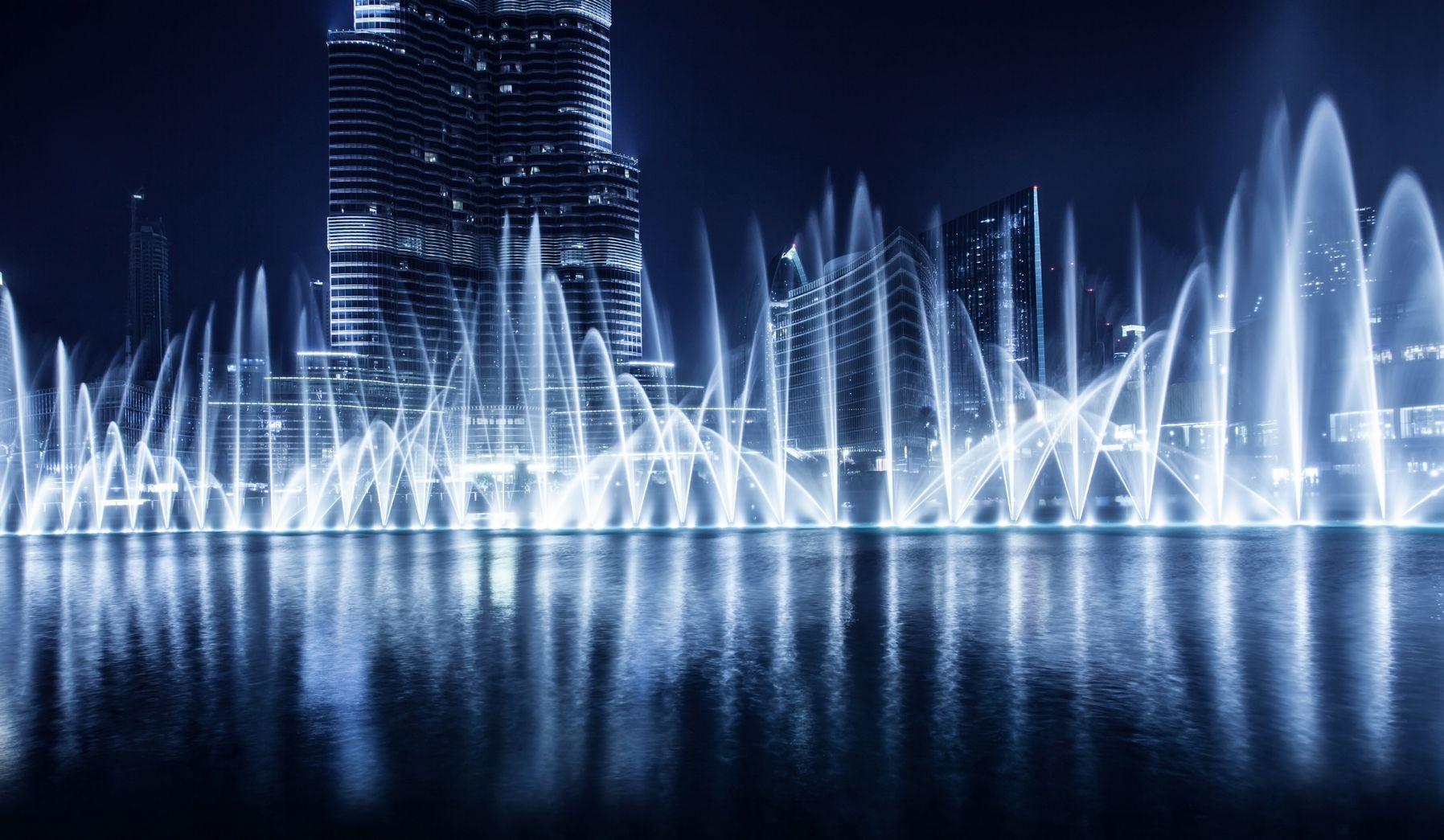 【最愛杜拜】音樂噴泉、哈里發塔、酋長購物中心、阿拉伯之夜 8日