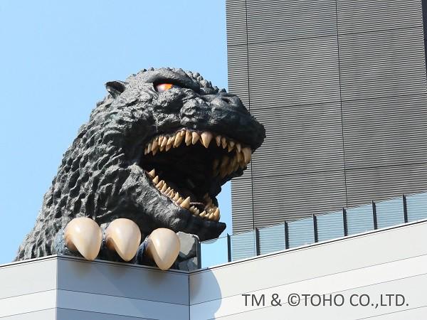 【驚!哥吉拉出沒】新宿格拉斯麗飯店自由行5日