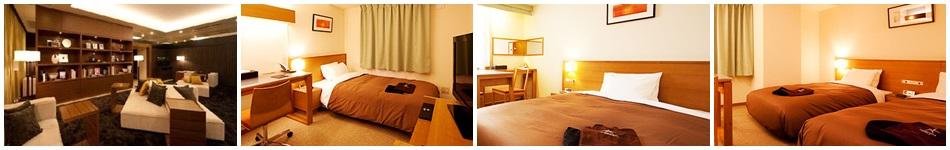 上野公園閃耀飯店_Candeo Hotels Ueno Park