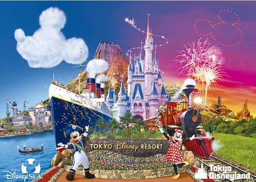 【JL PAK日本假期】北海道~洞爺湖遊船、函館夜景+東京迪士尼樂園七日