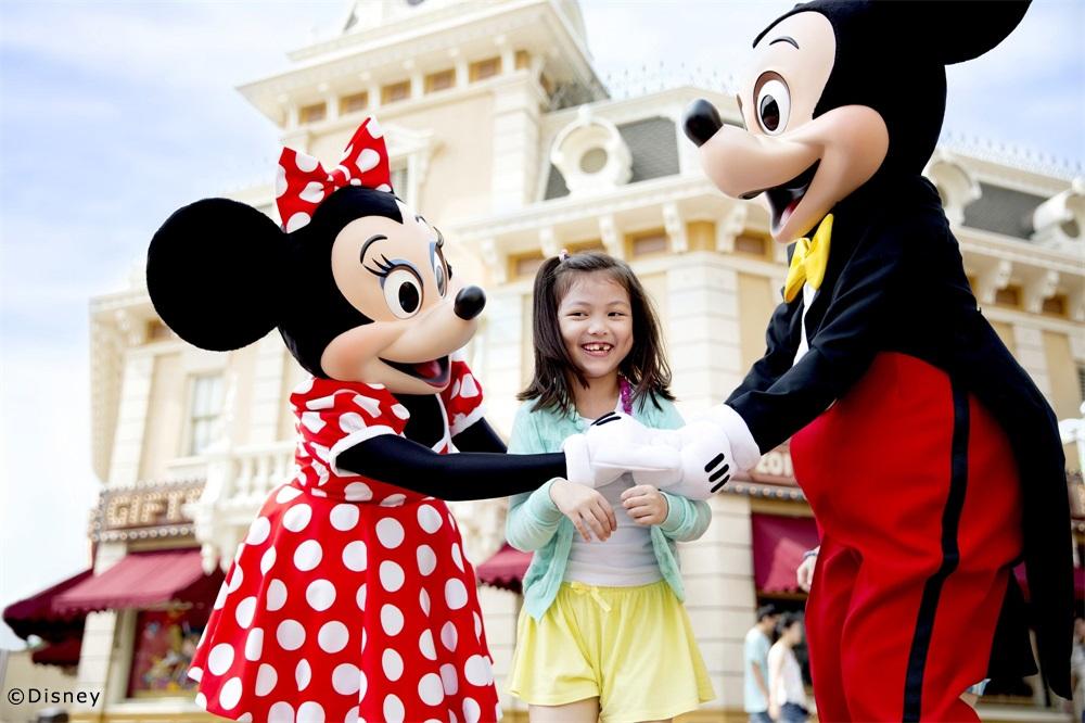 【國泰航空】迪士尼樂園酒店(標準房) 2天1夜 (台北/未稅)