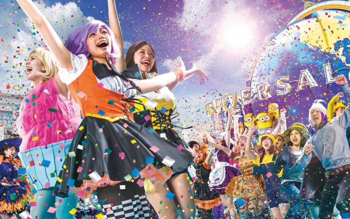 【環球驚喜萬聖季✈888專案】環球影城+大阪自選飯店自由行5日