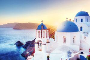 歐洲旅遊,愛在希臘聖托里尼