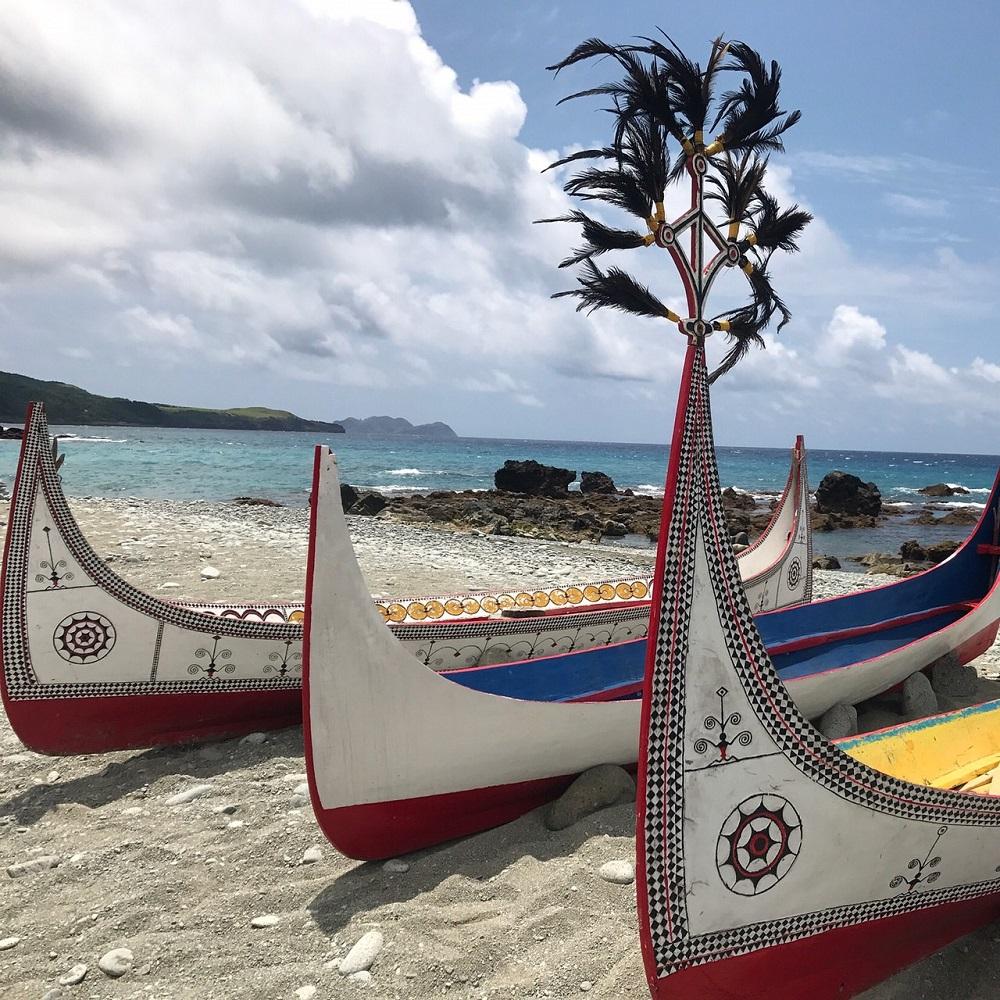 漫遊蔚藍島~蘭嶼套裝輕旅行