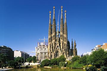 歐洲旅遊,聖家族教堂