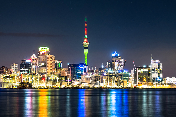 【金旅獎-紐西蘭10日】~奧克蘭進.南北島全覽.8號景觀公路.螢火蟲生態之旅
