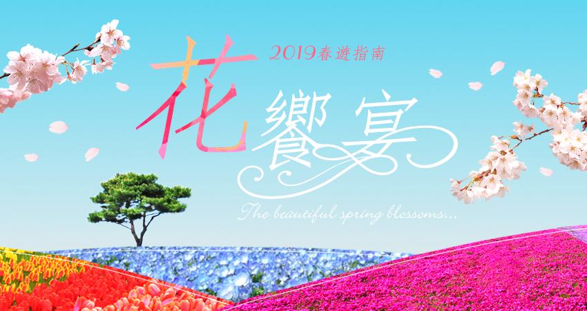 2019賞花,2019春遊,日本櫻花,紫藤花,芝櫻