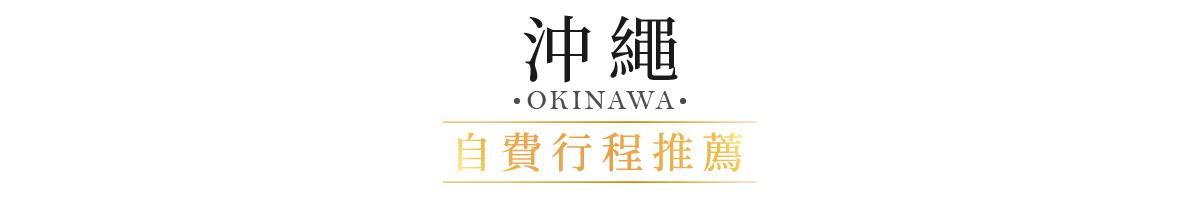 沖繩岸上觀光標題