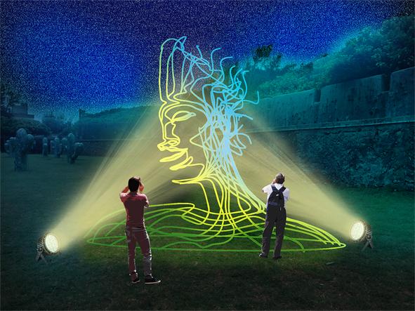 【立榮假期-國際海灣燈光節】澎湖陽光城堡海景花園旅店自由行