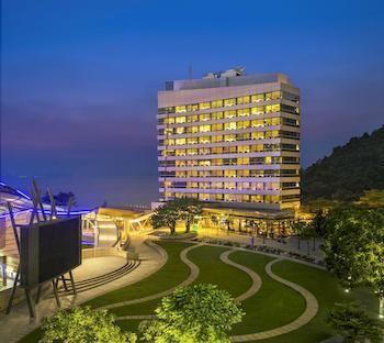香港數碼港艾美酒店  Le Meridien Cyberport