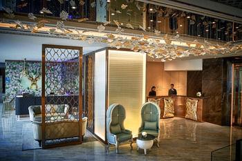 香港灣仔帝盛酒店 Dorsett Wanchai
