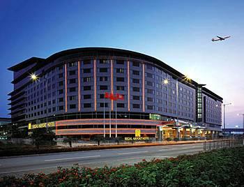 香港富豪機場酒店  Regal Airport Hotel