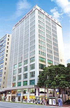 香港遠東絲麗酒店  Silka Far East Hotel