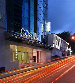 香港麗悅飯店  Cosmo Hotel Hong Kong